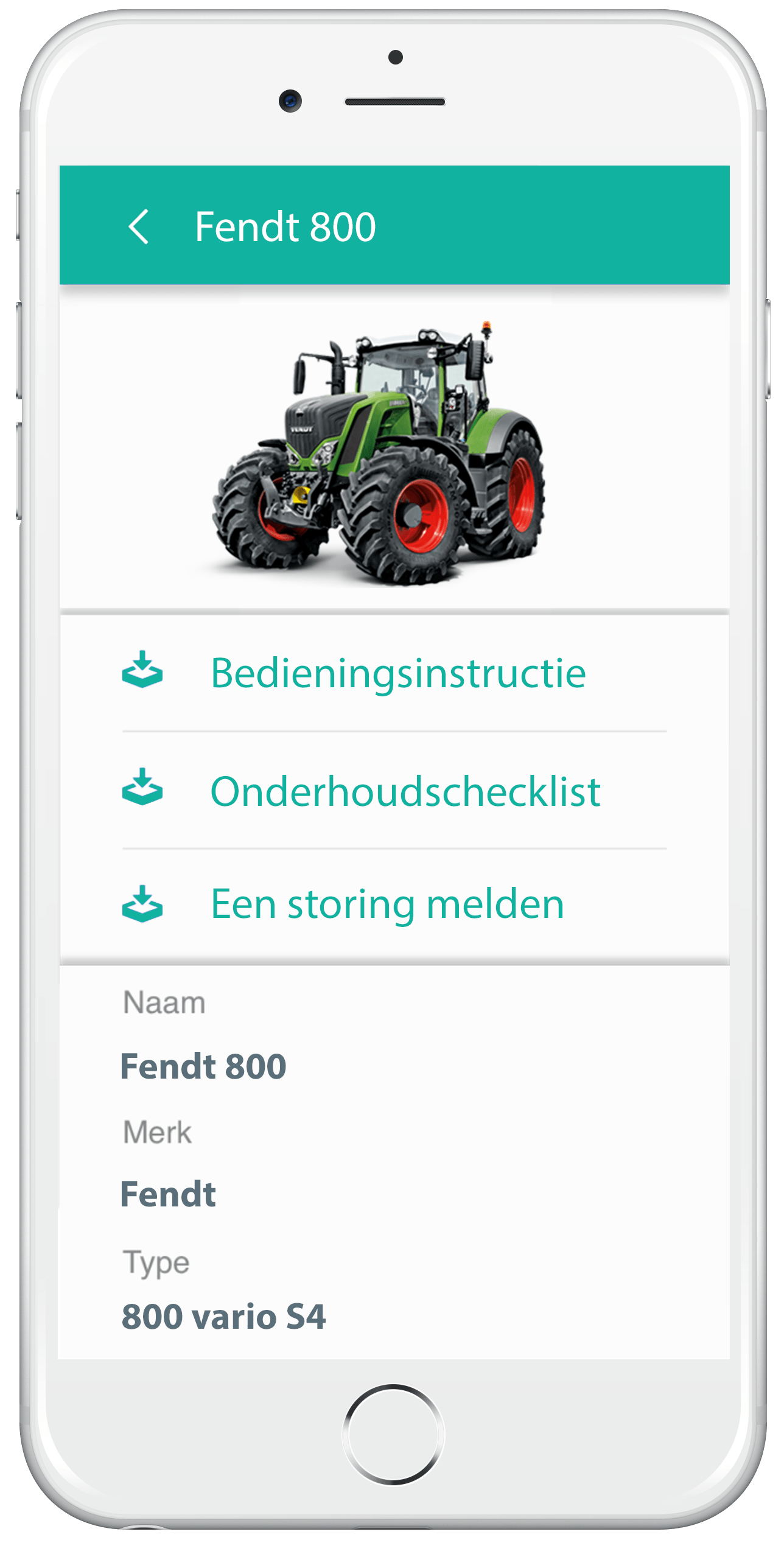 iProva Assist app - Direct alle gegevens